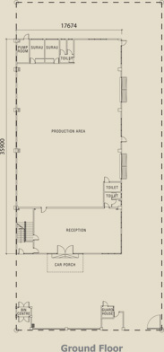 SemiD 8570 Ground FloorPlan