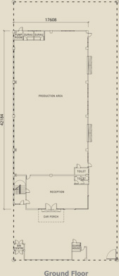 SemiD 9802 Ground FloorPlan